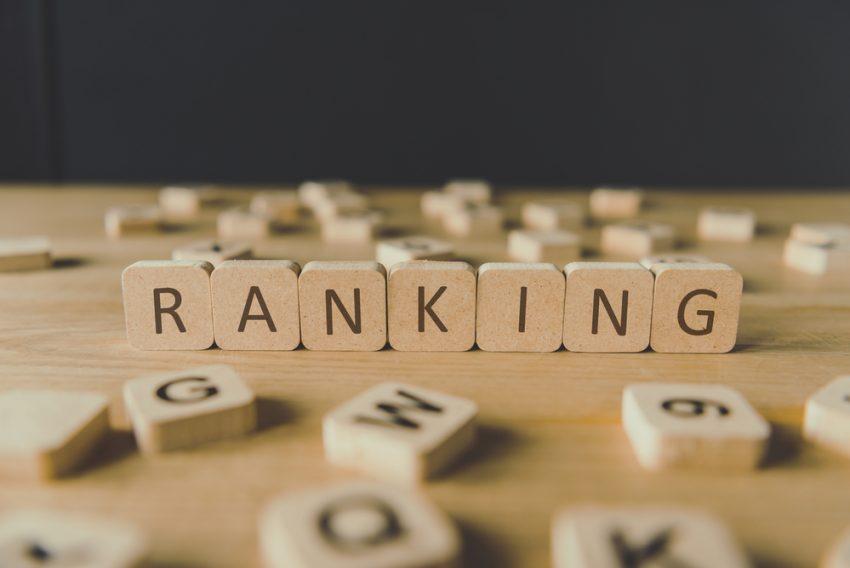 ranking di un sito